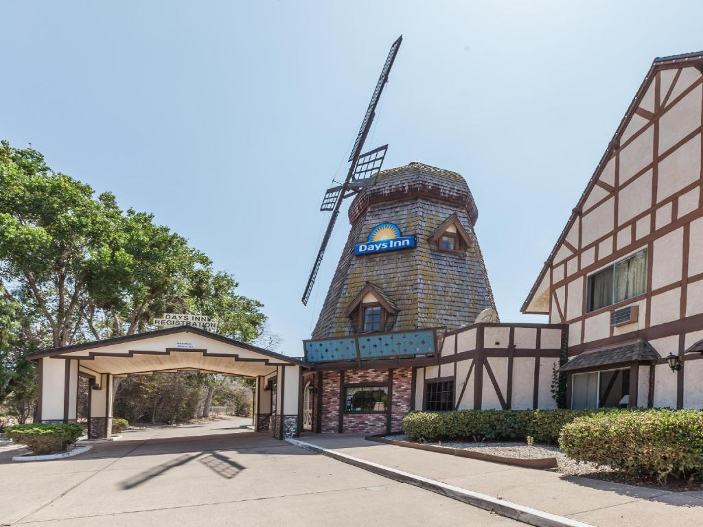 Windmill Hotel Buellton Ca