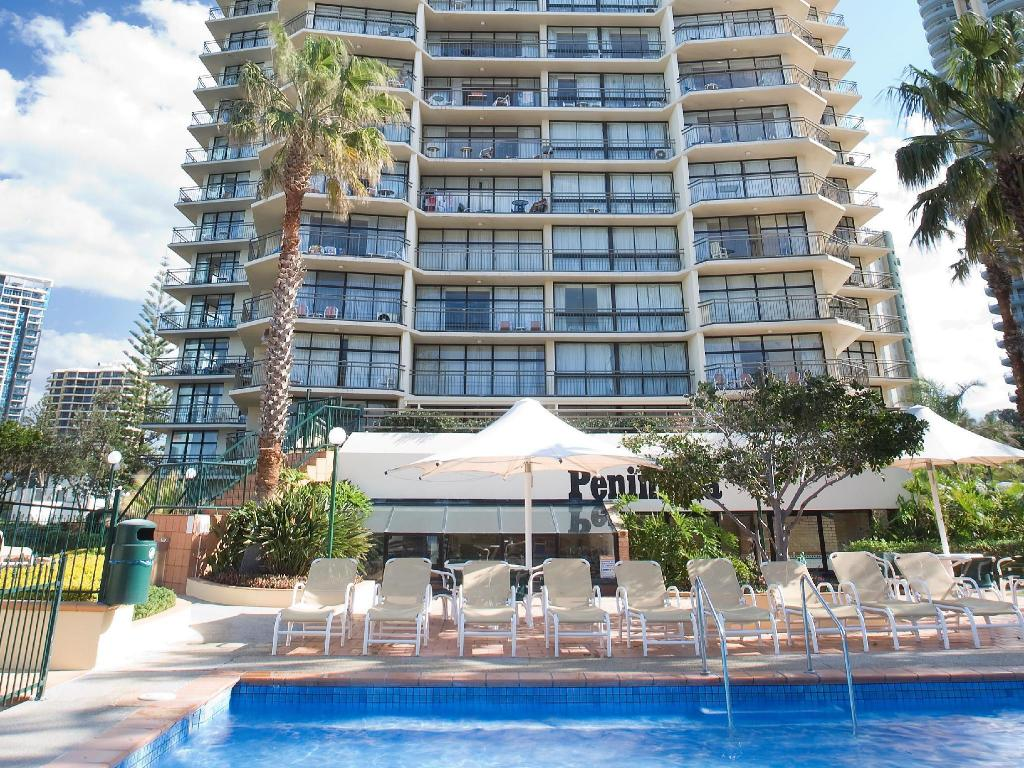 Best Price On Breakfree Peninsula Apartments In Gold Coast
