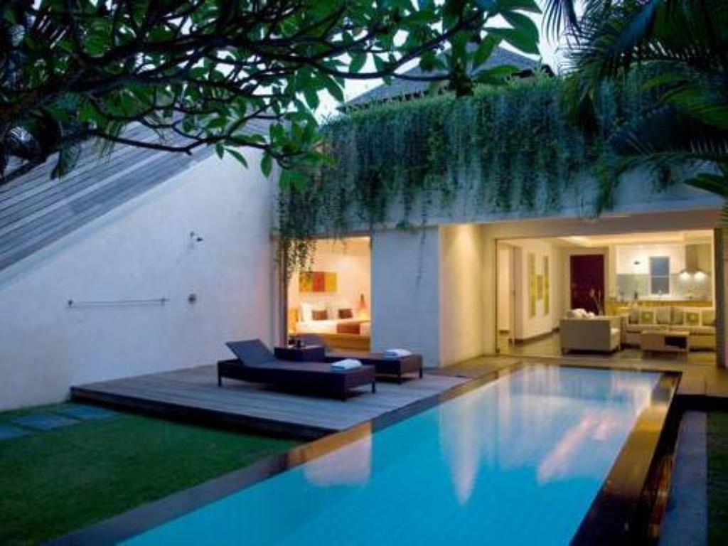 Bali island villas spa