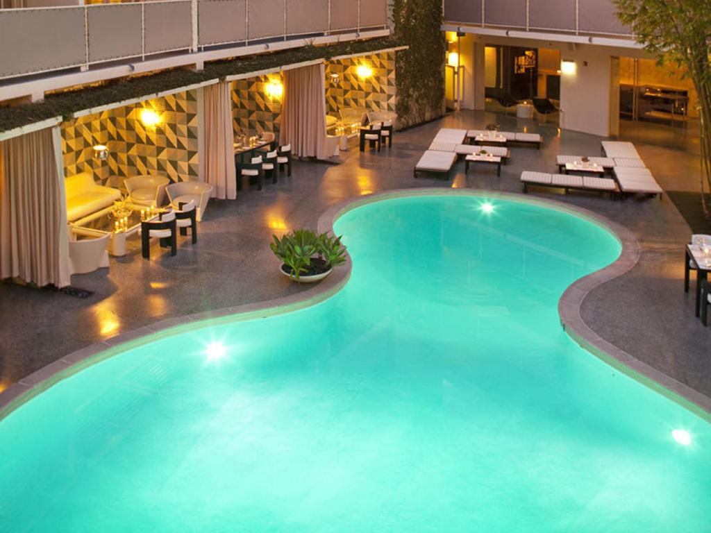 Avalon Hotel Beverly Hills Beverly Hills Ca