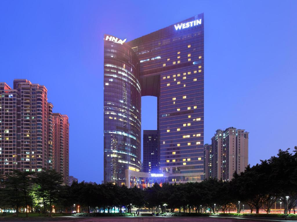 The Westin Guangzhou Hotel in China - Room Deals, Photos