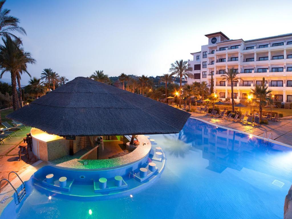 Sh villa gadea hotel in altea room deals photos reviews - Hotels in alicante with swimming pool ...