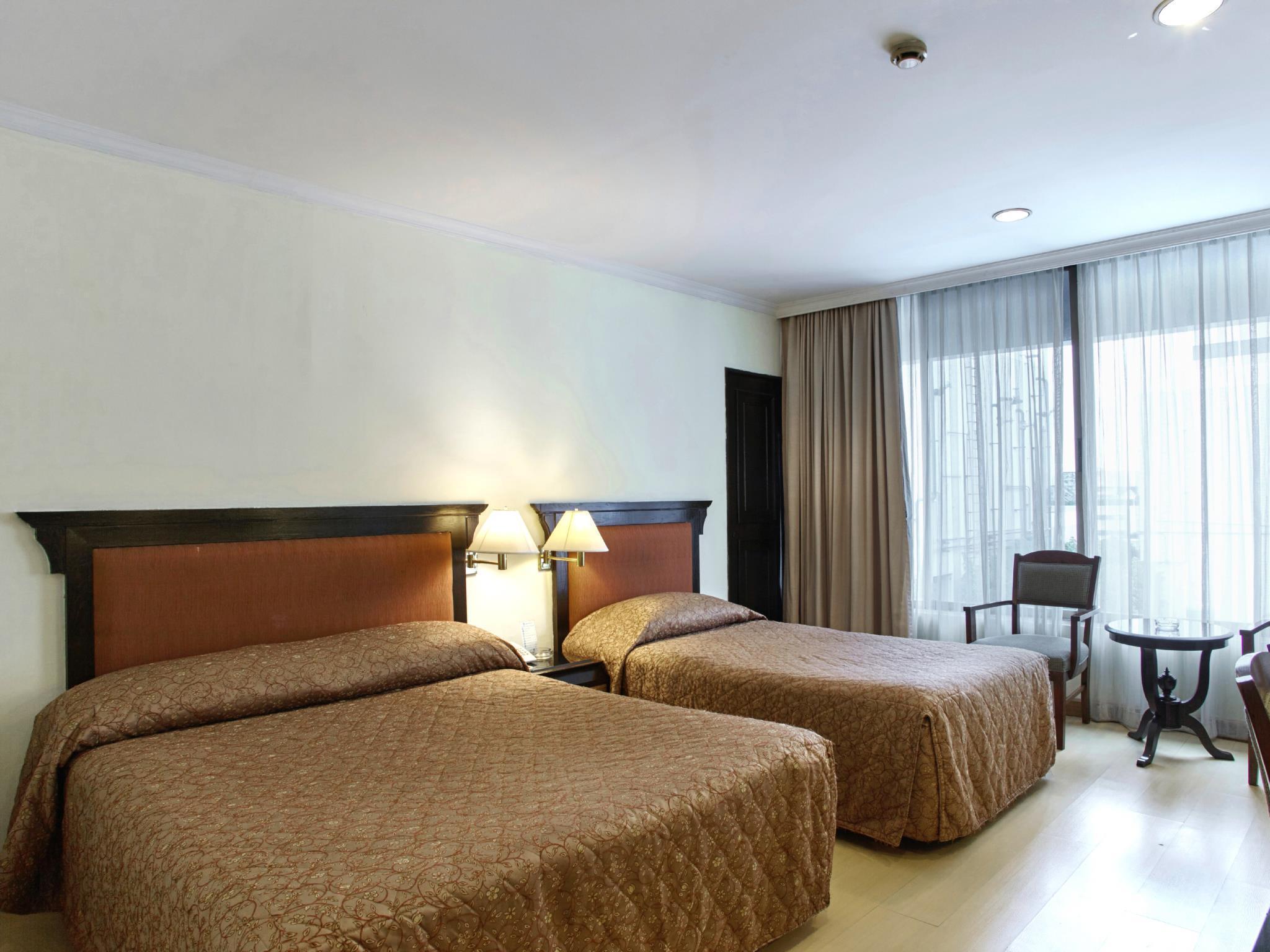 曼谷格瑞斯酒店 grace bangkok
