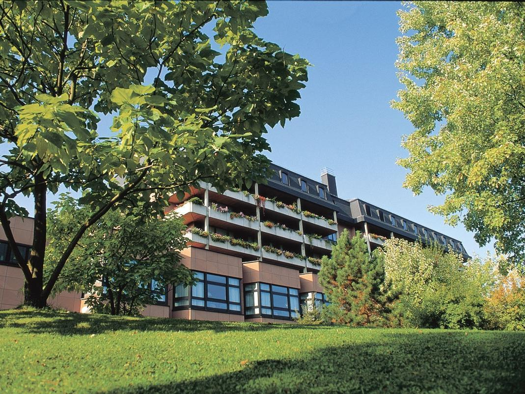 Charming More About Hotel An Der Therme Bad Orb
