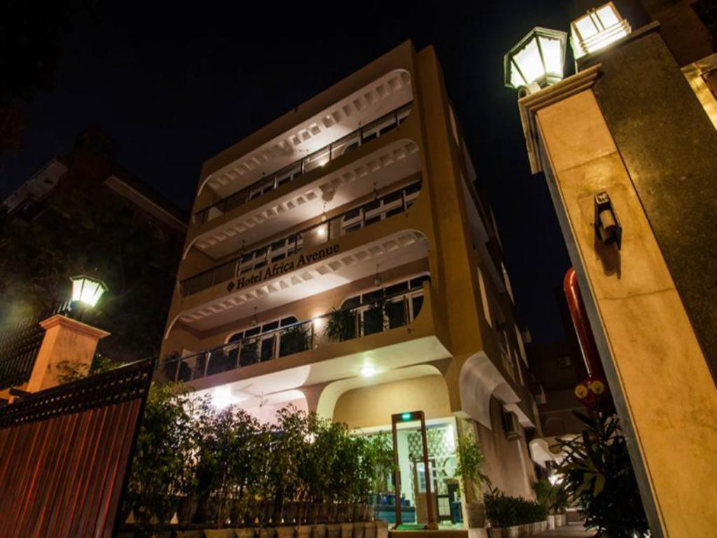 Aanand Hotel Best Price On Hotel Africa Avenue Anand Lok In New Delhi And Ncr