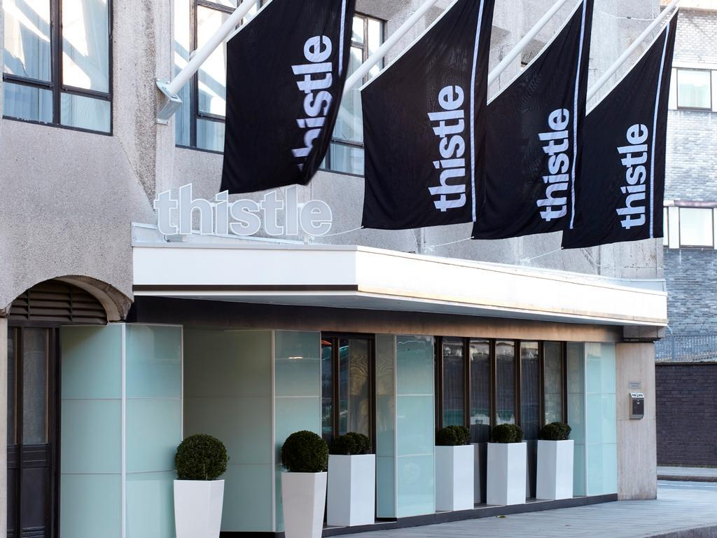 More About Thistle Euston Hotel