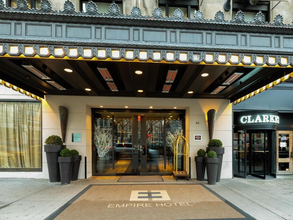 Opiniones Sobre Empire Hotel Nueva York Estados Unidos Página 1