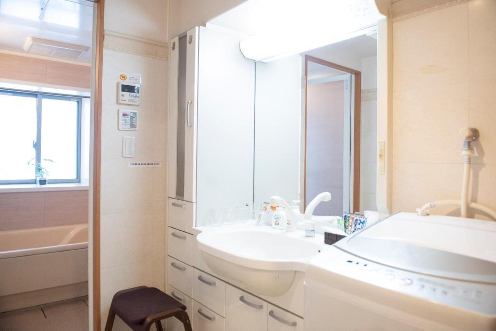 32平方米1卧室公寓 (天王寺) - 有1间私人浴室 (i1002near by nipon