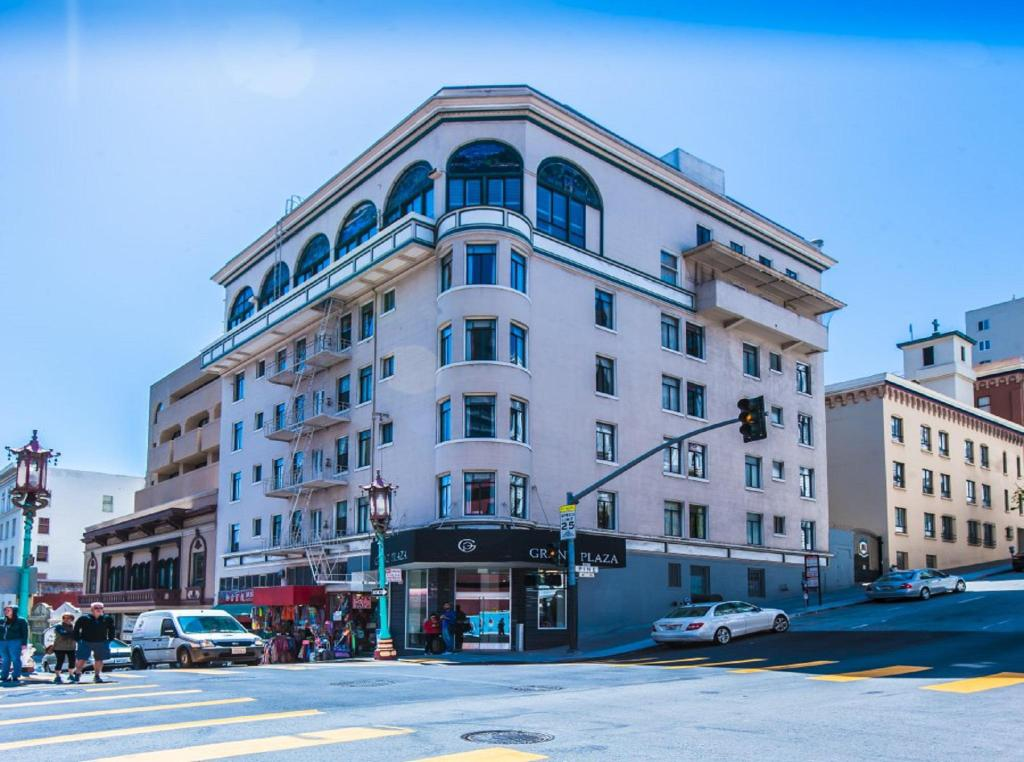 Grant Hotel San Francisco Reviews