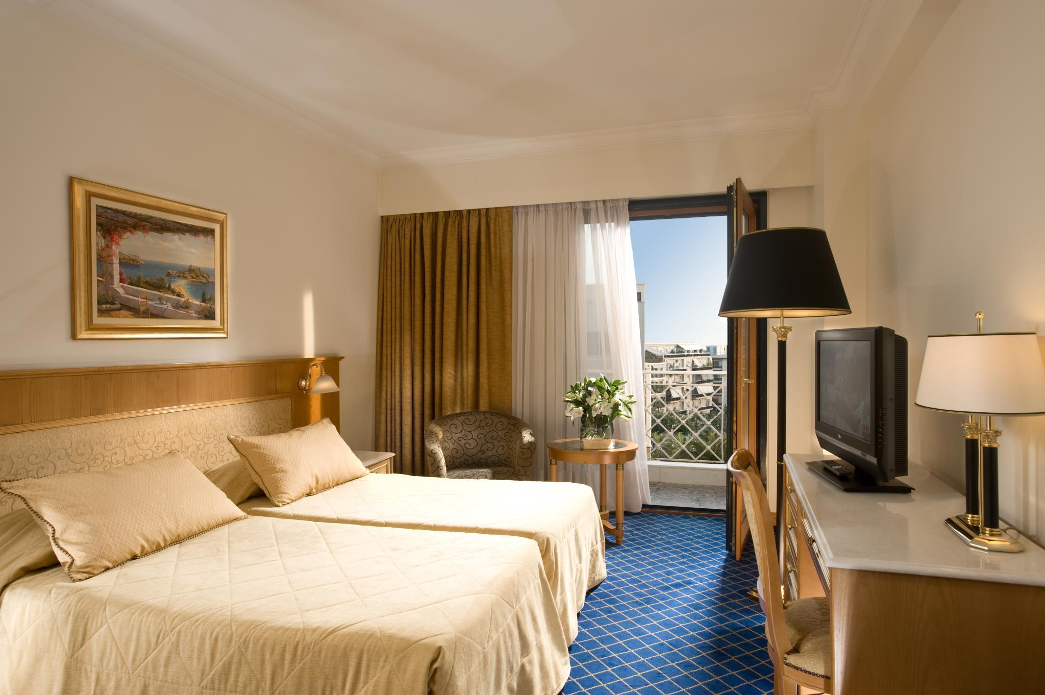 Double Standard Room Royal Olympic Athens