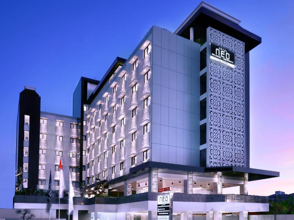 Informasi Lengkap Hotel Neo Malioboro