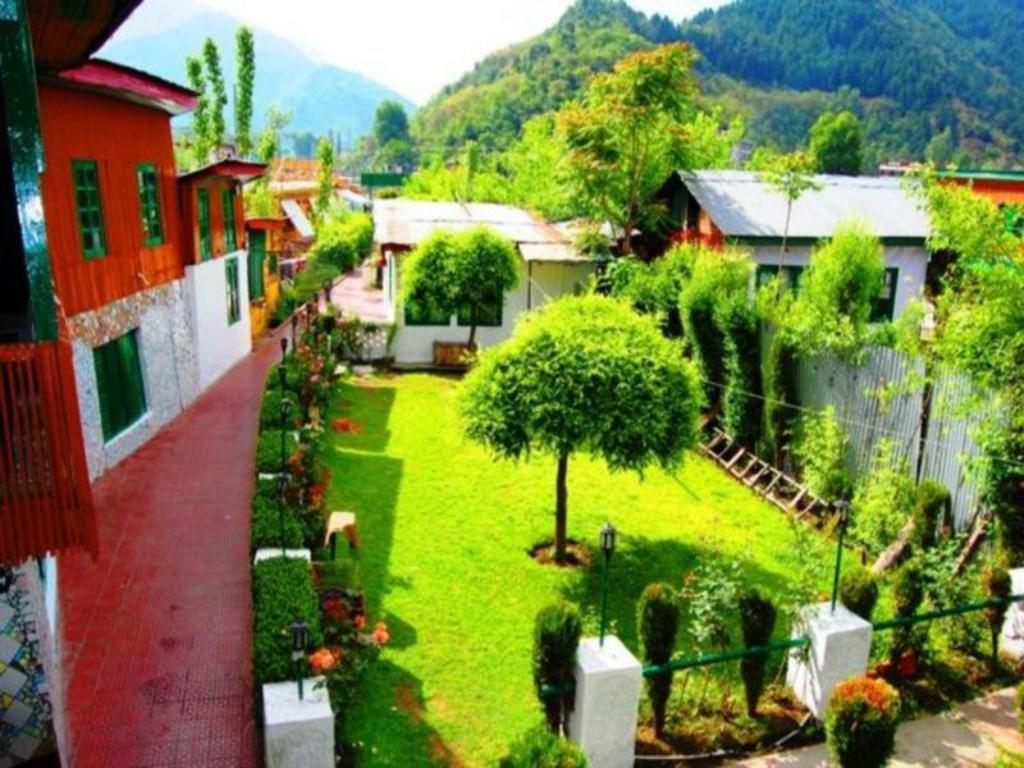Hotel New Green View Best Price On Hotel New Green View Ii In Srinagar Reviews