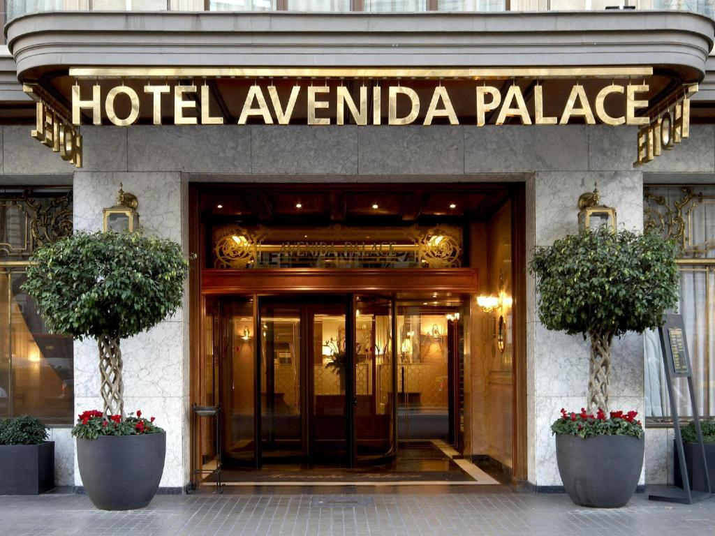 Hotel Avenida Palace Best Price On Avenida Palace Hotel In Barcelona Reviews