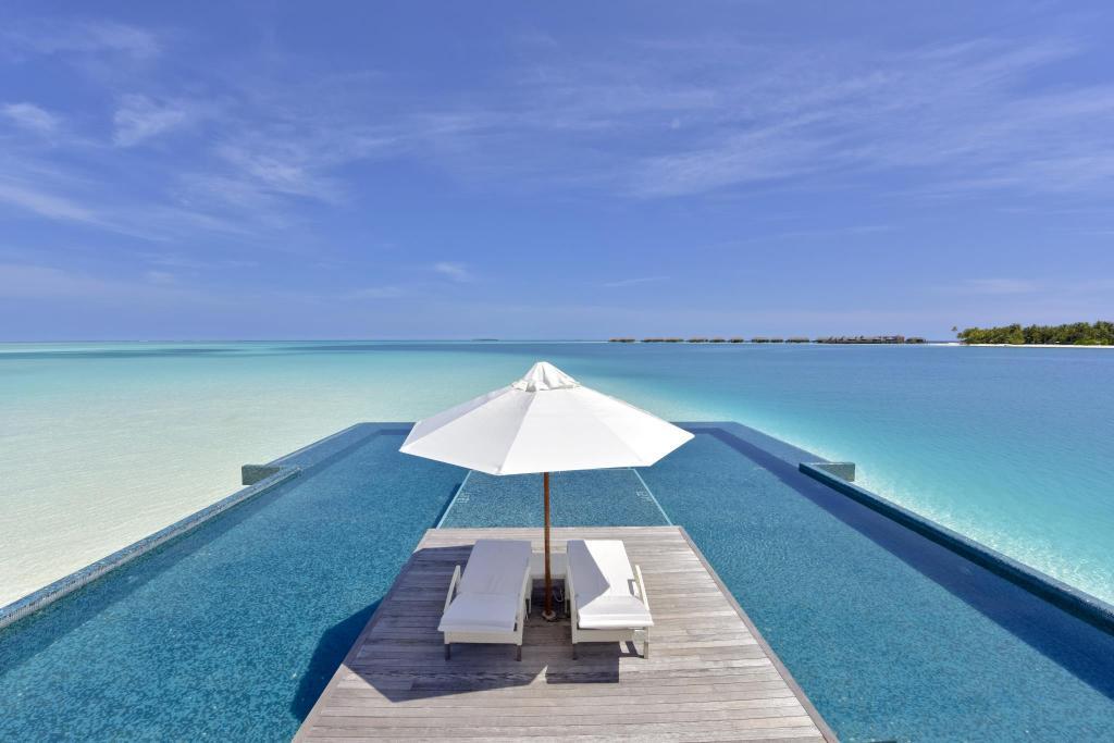 Conrad maldives rangali island resort malediivit parhaat for Donde queda conrad maldives rangali island hotel
