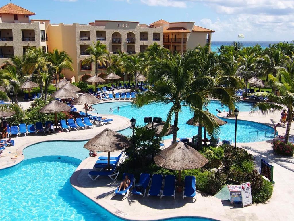 Sandos Playacar Beach Resort Riviera Maya Reviews