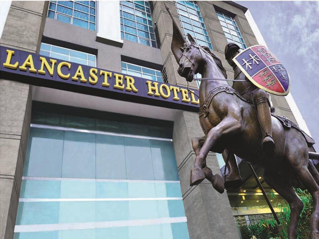 Best Price On Lancaster Hotel Manila In Manila Reviews