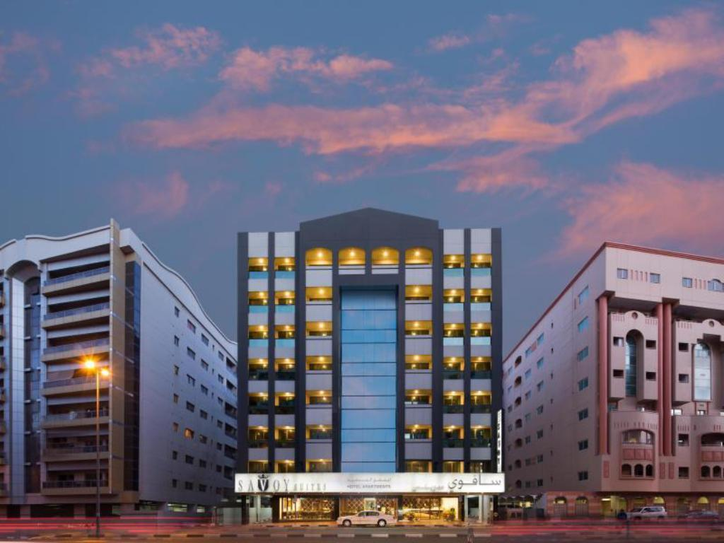 Best Price on Savoy Suites Hotel Apartments in Dubai ...