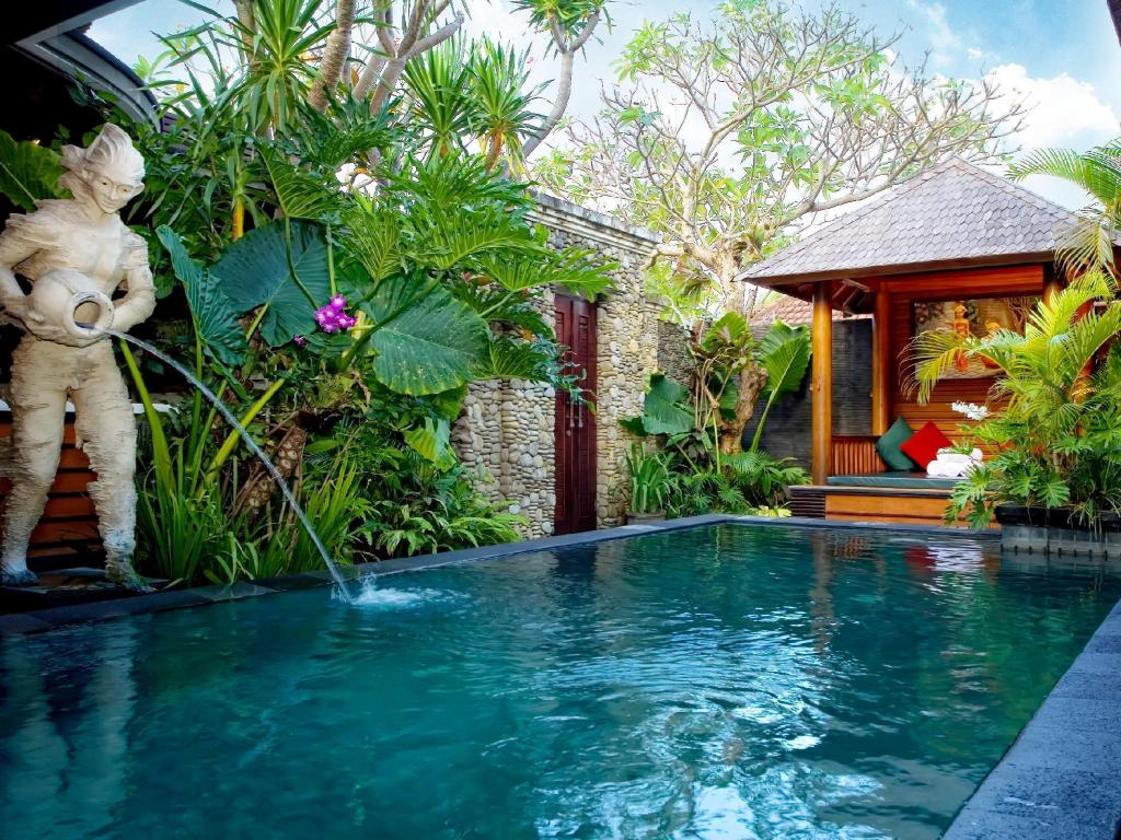 More About The Bali Dream Villa Seminyak