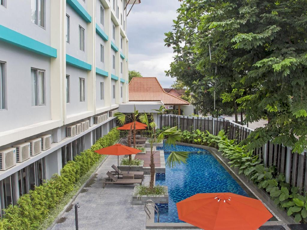 Burza Hotel Yogyakarta Yogyakarta Promo Harga Terbaik Agoda Com