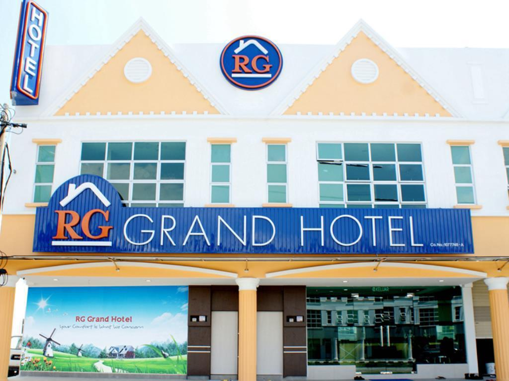 More About RG Grand Hotel