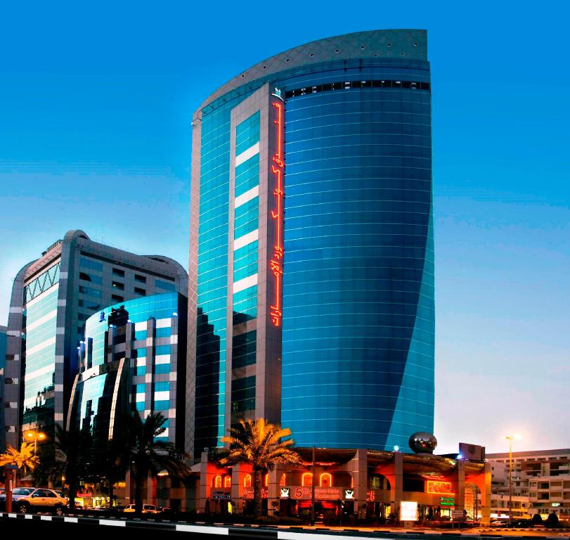 More About Emirates Concorde Hotel Residence