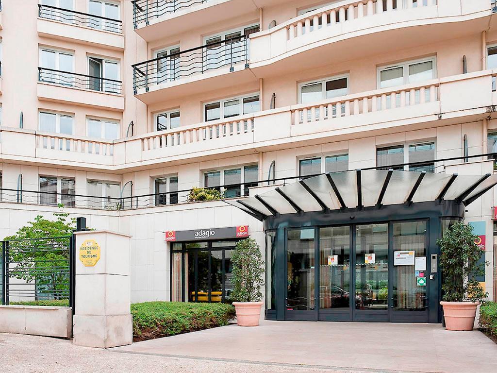 Hotel Adagio Porte De Versailles