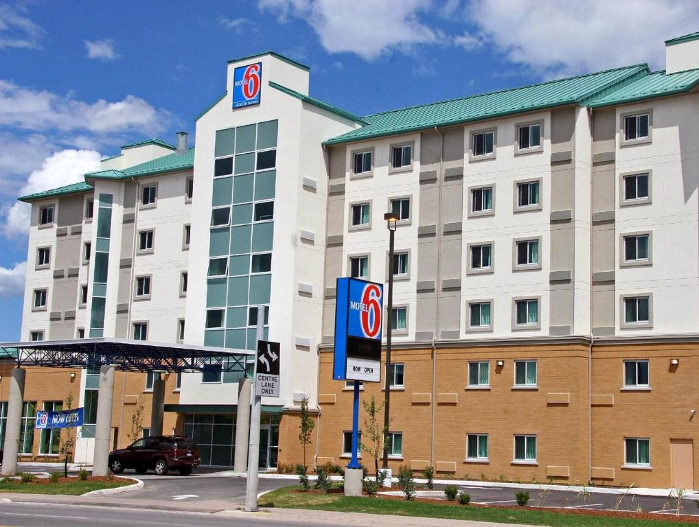 More About Motel 6 Niagara Falls Stanley Avenue