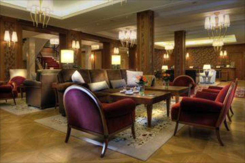 Best Price on Grand Hotel Kempinski High Tatras in strbske