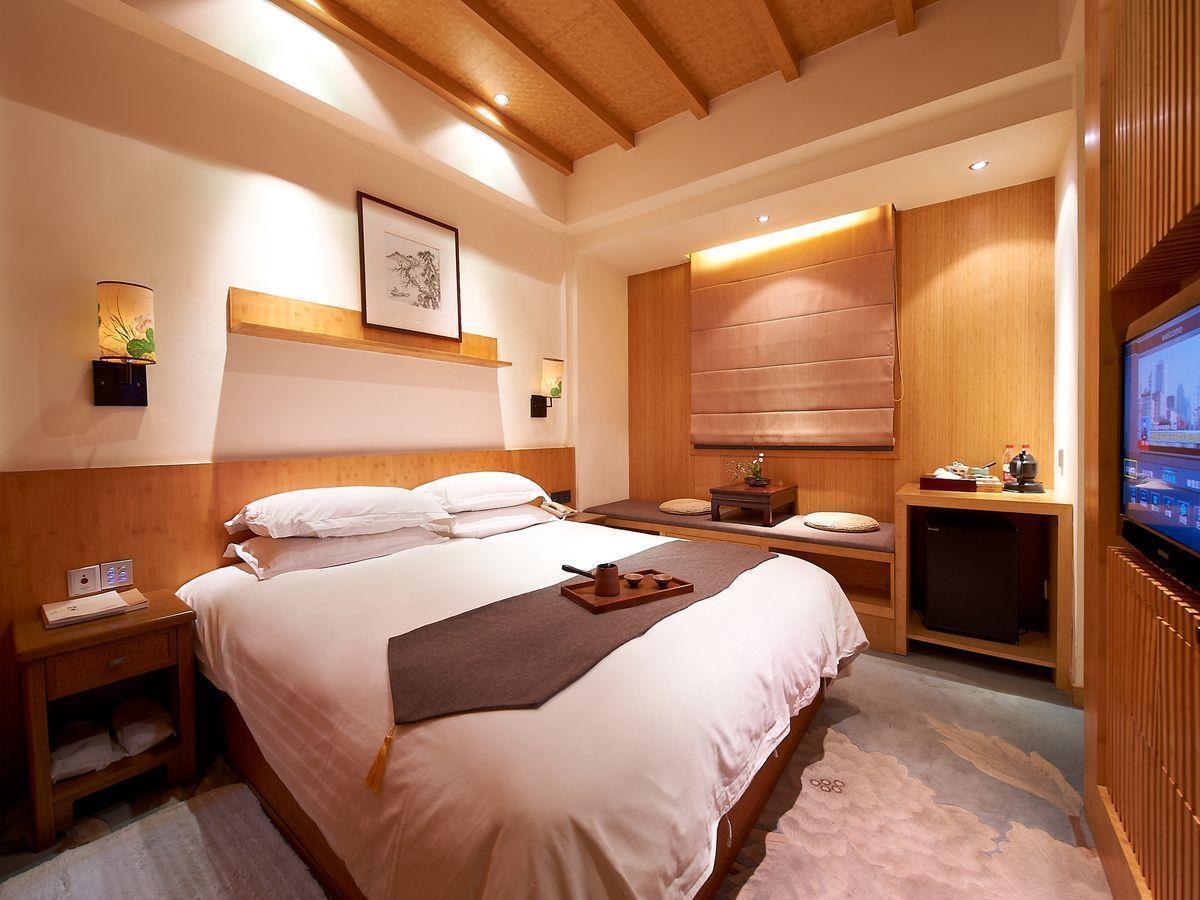 杭州香积隐域精品酒店 (xiangjiyinyu boutique hotel