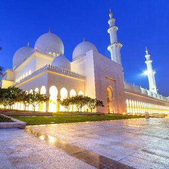 Abu Dhabi, 241 hotels