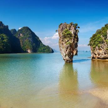 Phang Nga Hotels, 100 hotels