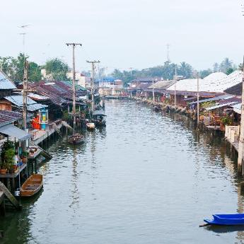 Amphawa (Samut Songkhram) Hotels, 96 hotels