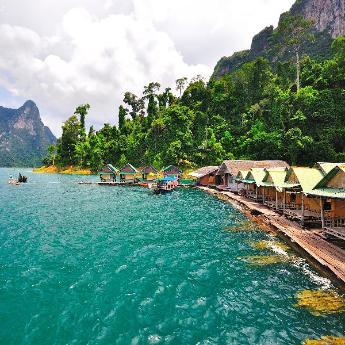 Khao Sok (Suratthani) Hotels, 54 hotels