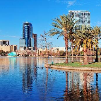 オーランド(FL), ホテル 34870軒