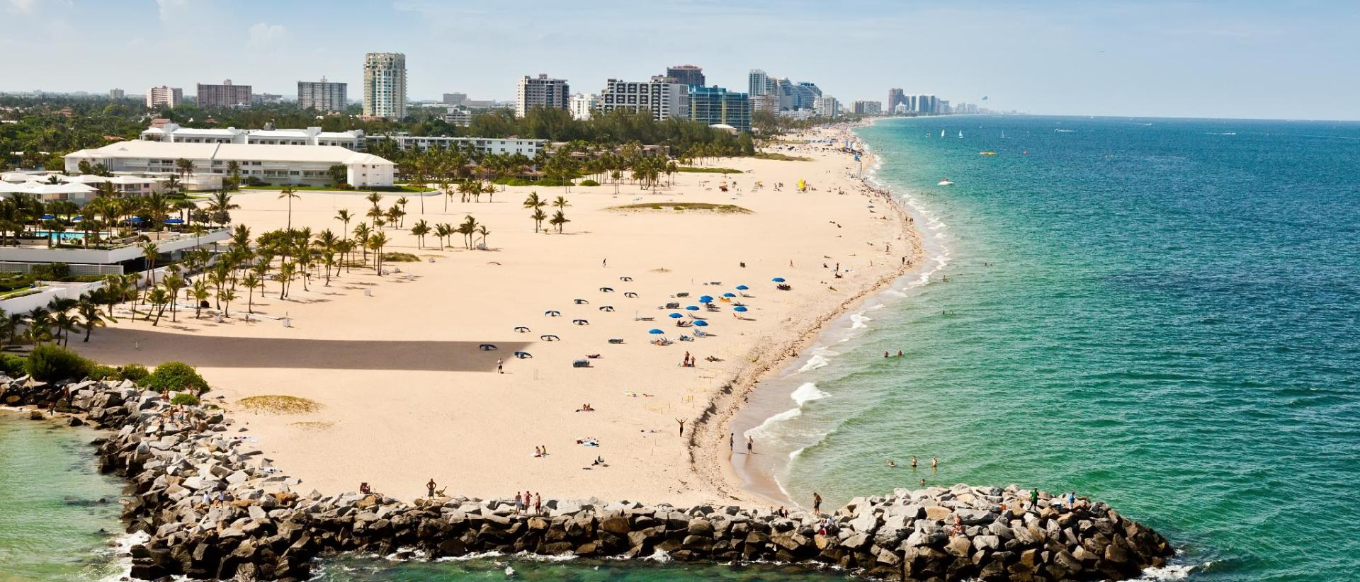 Pompano Beach Map And Hotels In