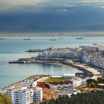 Hôtels Alger, 68 hôtels