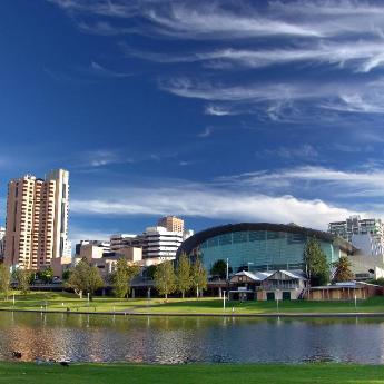 Adelaide, 607  hoteller