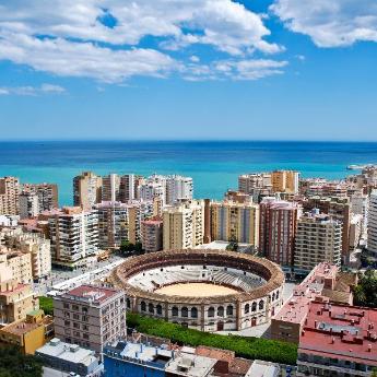 Hôtels Malaga, 3327 hôtels