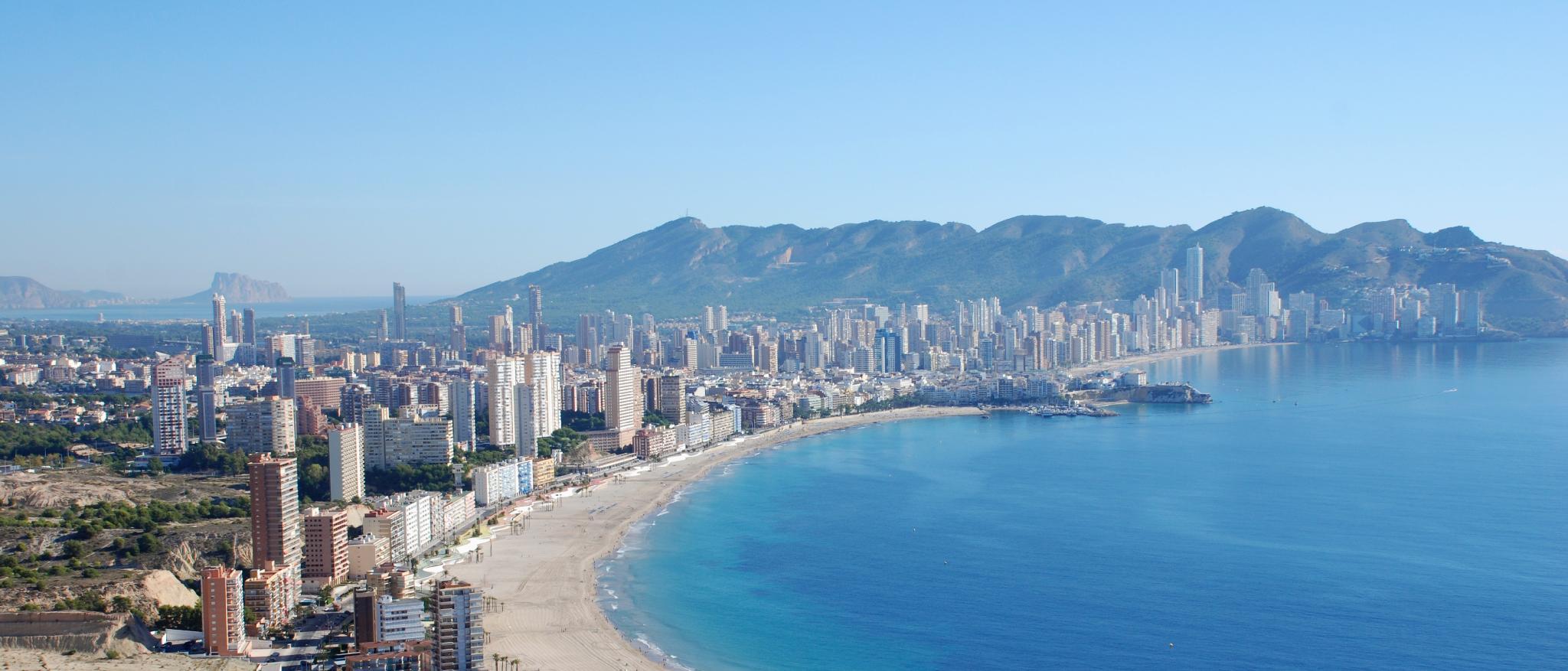 Недорогая недвижимость коста бланка испания достопримечательности
