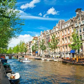 アムステルダム, ホテル 3585軒