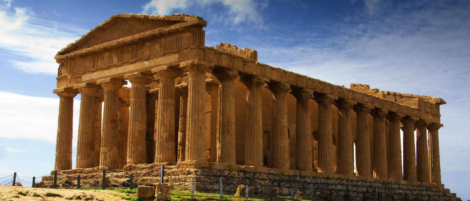 Agrigento City Center Map and Hotels in Agrigento City ...