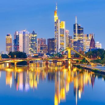 Frankfurt am Main Hotels, 444 hotels