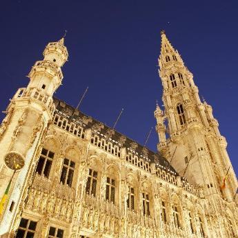 Брюксел хотела, 1847 хотела