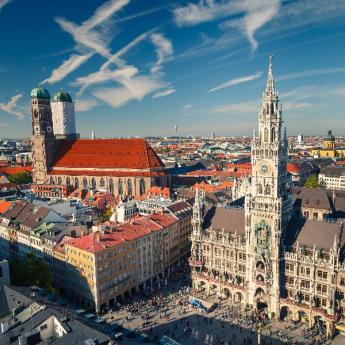 Munich Hotels, 768 hotels