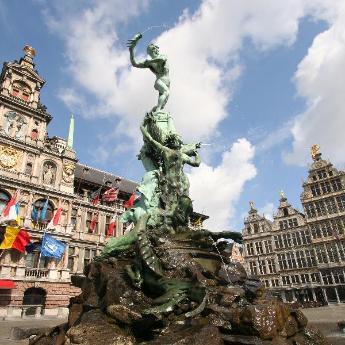 Antwerpen Hotels, 536 hotels