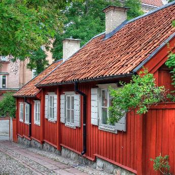 Boenden i Gävle, 23 hotell