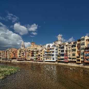 Hotels a Girona, 315 hotels