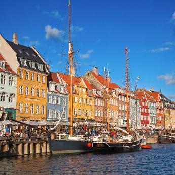 Копенхаген хотела, 1648 хотела