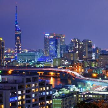 Fukuoka Hotels, 1,168 hotels