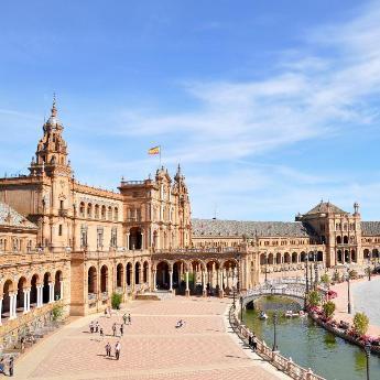Hôtels Séville, 2692 hôtels